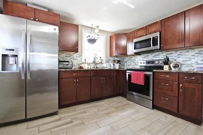 Braintree, Milton, Quincy, Weymouth, East Bridgewater, Hanover, Hanson, Pembroke, West Bridgewater, Whitman Single Family Home For Sale: 161 Rinaldo Rd