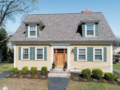 Sherborn Single Family Home For Sale: 5 S Main St #5