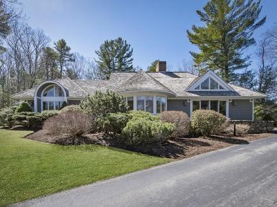 Ipswich Single Family Home For Sale: 93 Country Club Way
