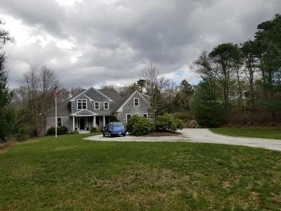 Falmouth Single Family Home Under Agreement: 88 Winslow Rd