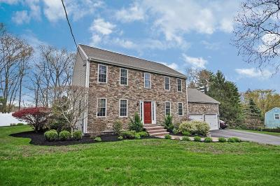 Foxboro Single Family Home For Sale: 144 Central St