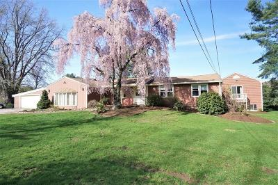 Southborough Single Family Home For Sale: 16 Clifford Rd