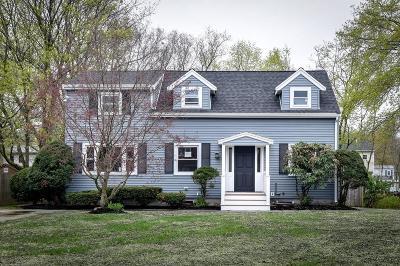 Natick Single Family Home For Sale: 14 Fern Street