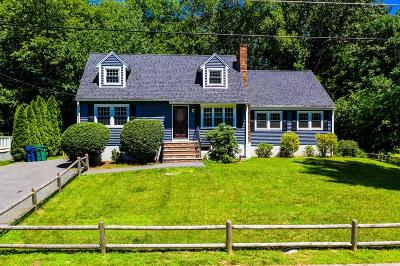 Billerica Single Family Home For Sale: 4 Hughes Ln