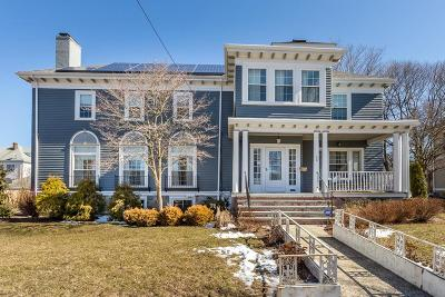 Brockton Single Family Home For Sale: 30 Belcher Ave