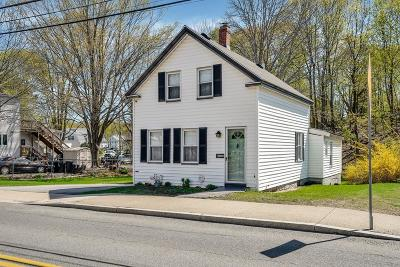 Stoneham Single Family Home Price Changed: 50 Pond Street