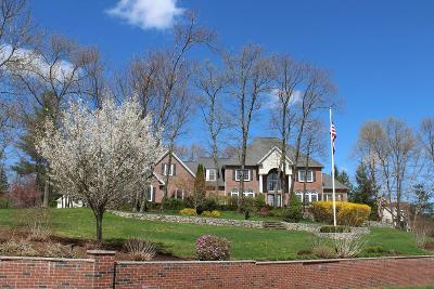 Franklin Single Family Home For Sale: 3 Berkshire Drive