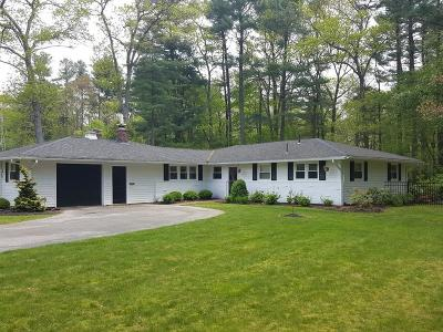 Hingham Single Family Home For Sale: 7 Elaine Rd