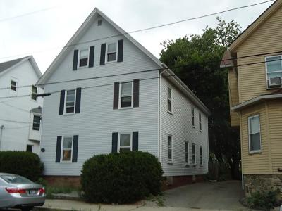 Attleboro Condo/Townhouse For Sale: 10 Holman St #C