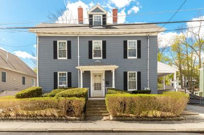 Medford Multi Family Home Under Agreement: 12 Summer St