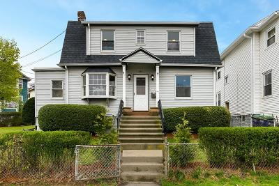 Somerville Single Family Home For Sale: 357 Alewife Brook Pkwy