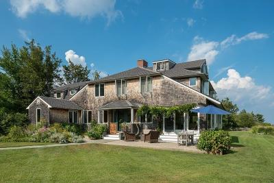 Cohasset Single Family Home For Sale: 95 Atlantic Ave