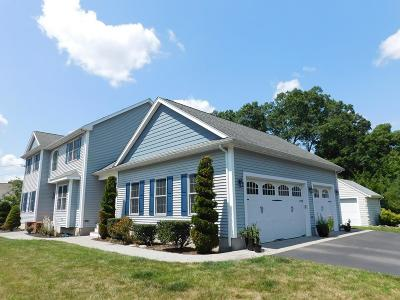 Attleboro Single Family Home For Sale: 74 Pasture Brook Road