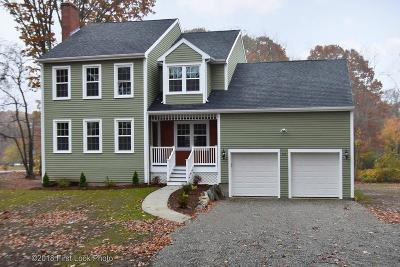 RI-Bristol County Single Family Home For Sale: 148 Middle Highway