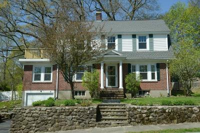 Framingham Single Family Home For Sale: 8 Berkshire Rd