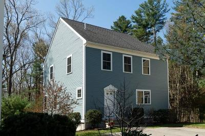 Concord Single Family Home For Sale: 1253 Elm St #1253
