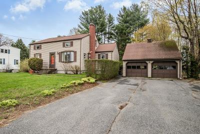 Northborough Single Family Home For Sale: 327 South St