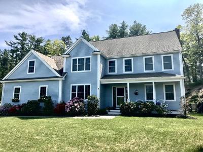 Marshfield Single Family Home For Sale: 7 Seth Sprague Dr