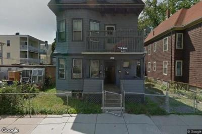 Boston Multi Family Home Under Agreement: 41 Holiday St