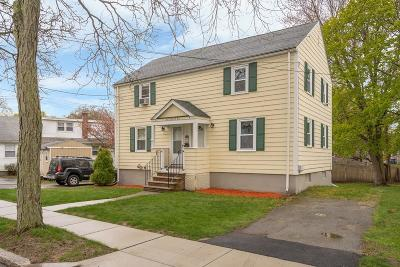 Wakefield Single Family Home Under Agreement: 8 Jefferson Road