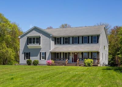 Wilbraham Single Family Home For Sale: 1062 Glendale