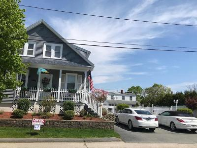 Cranston Multi Family Home For Sale: 23 New Hampshire St