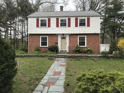 Attleboro Single Family Home For Sale: 125 West St