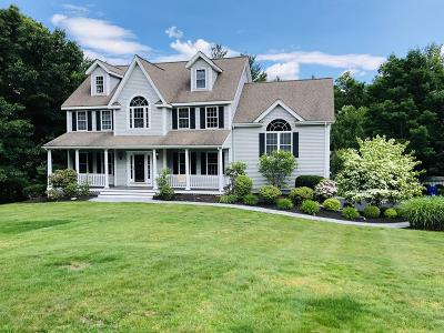 Hopkinton Single Family Home For Sale: 48 Rocky Woods Rd