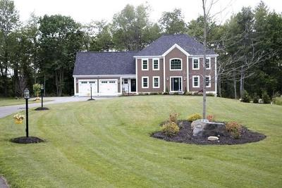 MA-Worcester County Single Family Home For Sale: 233-Lot 5 Podunk Road