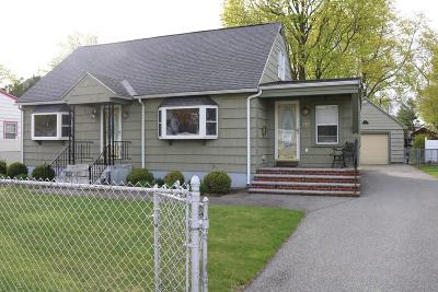 Lowell Single Family Home Under Agreement: 132 Bunker Hill Ave