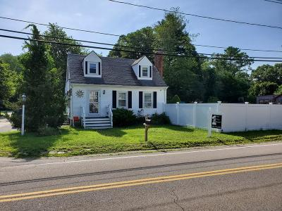Pembroke Single Family Home For Sale: 100 Wampatuck St