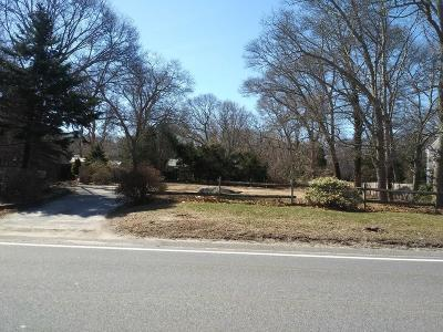 Sandwich Residential Lots & Land For Sale: 40 Route 6a