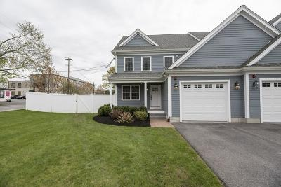 Natick Single Family Home Under Agreement: 2 Bellevue Rd #2