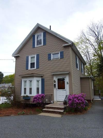 Woburn Single Family Home For Sale: 69 R Eastern Ave