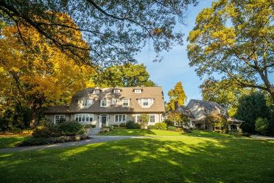 Wellesley Single Family Home For Sale: 67 Longfellow Road