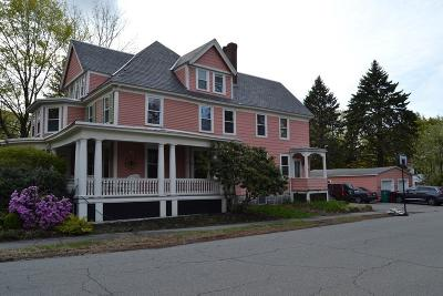 Billerica, Chelmsford, Lowell Condo/Townhouse For Sale: 500 Andover St #B