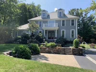 Natick Single Family Home For Sale: 31 Pleasant St South