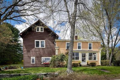 Upton Single Family Home For Sale: 11 Glen Ave