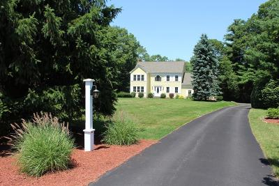 Wrentham Single Family Home For Sale: 35 Lealand Peck Drive