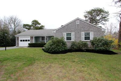 Chatham Single Family Home For Sale: 730 Crowell Rd