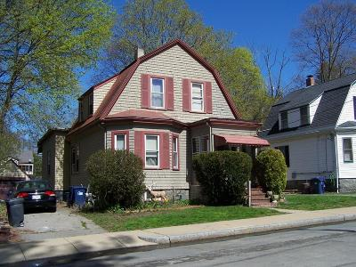 Boston Single Family Home Under Agreement: 32 New Bedford St