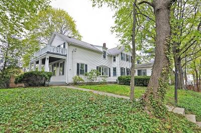 Multi Family Home For Sale: 14 Mount Calvary Rd