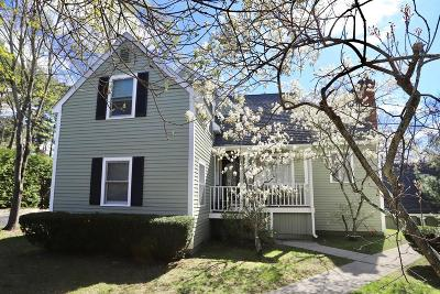 Concord Single Family Home Under Agreement: 626 Main St #1