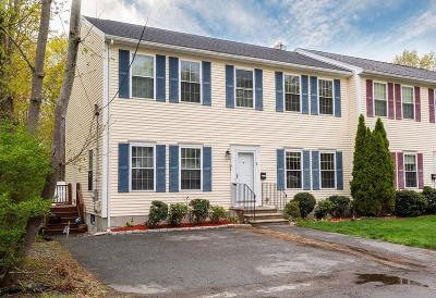 Wakefield Single Family Home Under Agreement: 1 Middlesex Ct #1