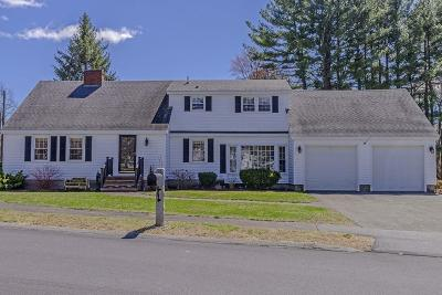 Danvers Single Family Home For Sale: 2 College Pond Drive