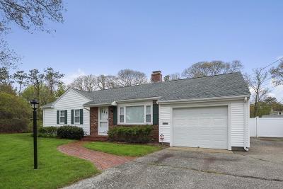 Falmouth Single Family Home For Sale: 72 Maravista Ave