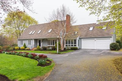 Scituate Single Family Home For Sale: 32 Ann Vinal Rd