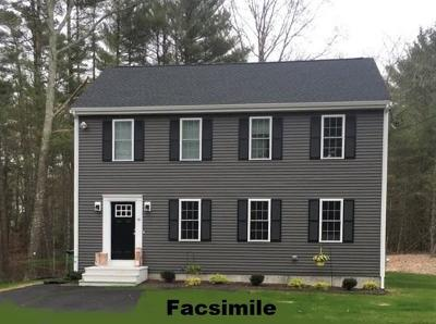 Attleboro Single Family Home For Sale: Lot 5 Dale Ct Extension