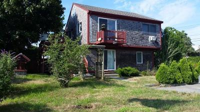 Chatham Single Family Home For Sale: 424 Stage Harbor Rd