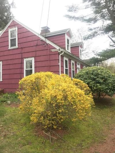 North Attleboro Single Family Home Price Changed: 371 Mount Hope St